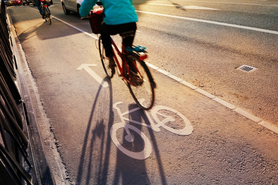 Biking Lane Laws