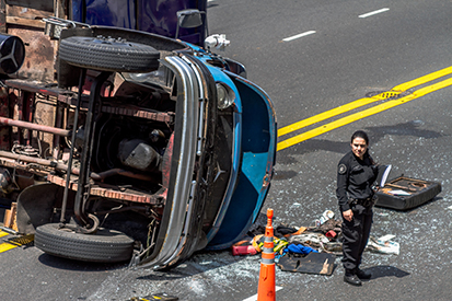 Commercial Vehicle Collisions 2