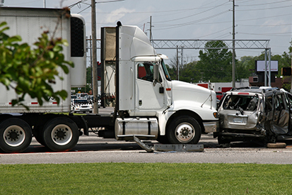 Commercial Vehicle Collisions