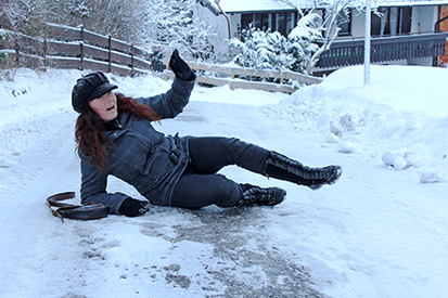 Snow And Ice Injuries