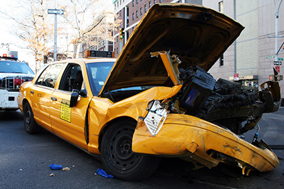 Taxi Collisions